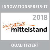 Innovationspreis-IT 2018 - Qualifikation